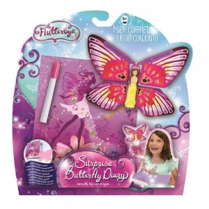 Surprise Butterfly Diary