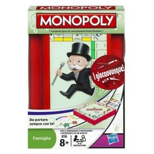 Monopoly Travel - Hasbro