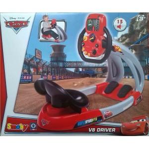 Cars V8 Driver - Smoby